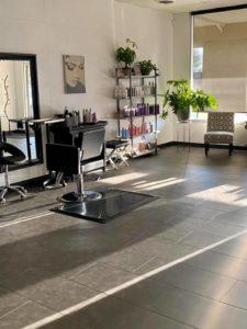 Colour me beautiful hair salon albuquerque interior 2