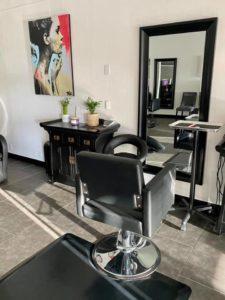Colour me beautiful hair salon albuquerque interior 7