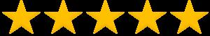 5 stars png transparent 300x200 1