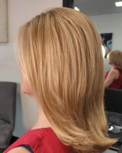 honey blonde hair color colour me beautiful hair salon albuquerque